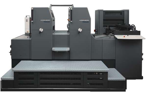 HEIDELBERG Printmaster PM 74-2